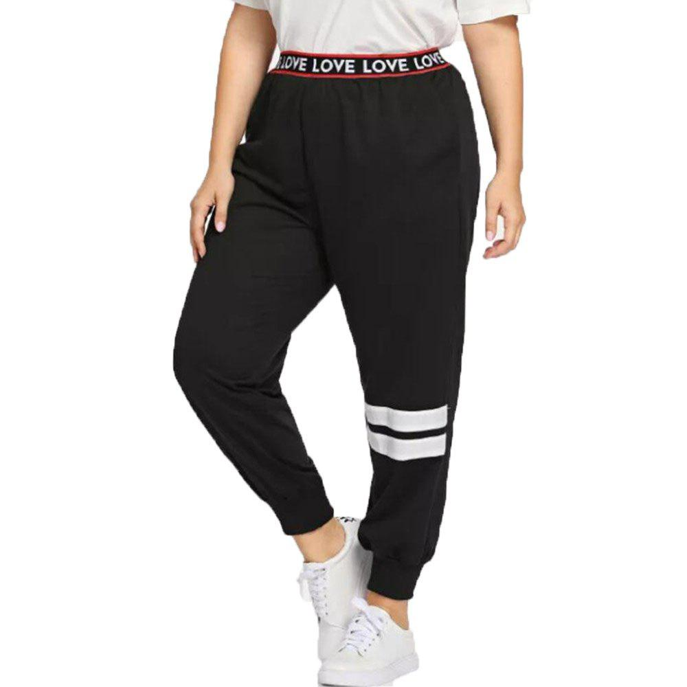 Discount Women's Plus Size Loose Trousers