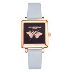Lvpai P710 Exquisite and Noble Butterfly Watch Temperament Ladies Watch -