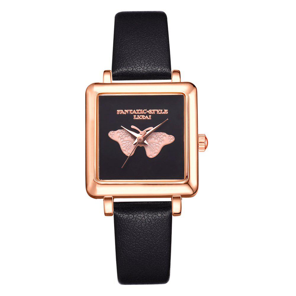Fancy Lvpai P710 Exquisite and Noble Butterfly Watch Temperament Ladies Watch