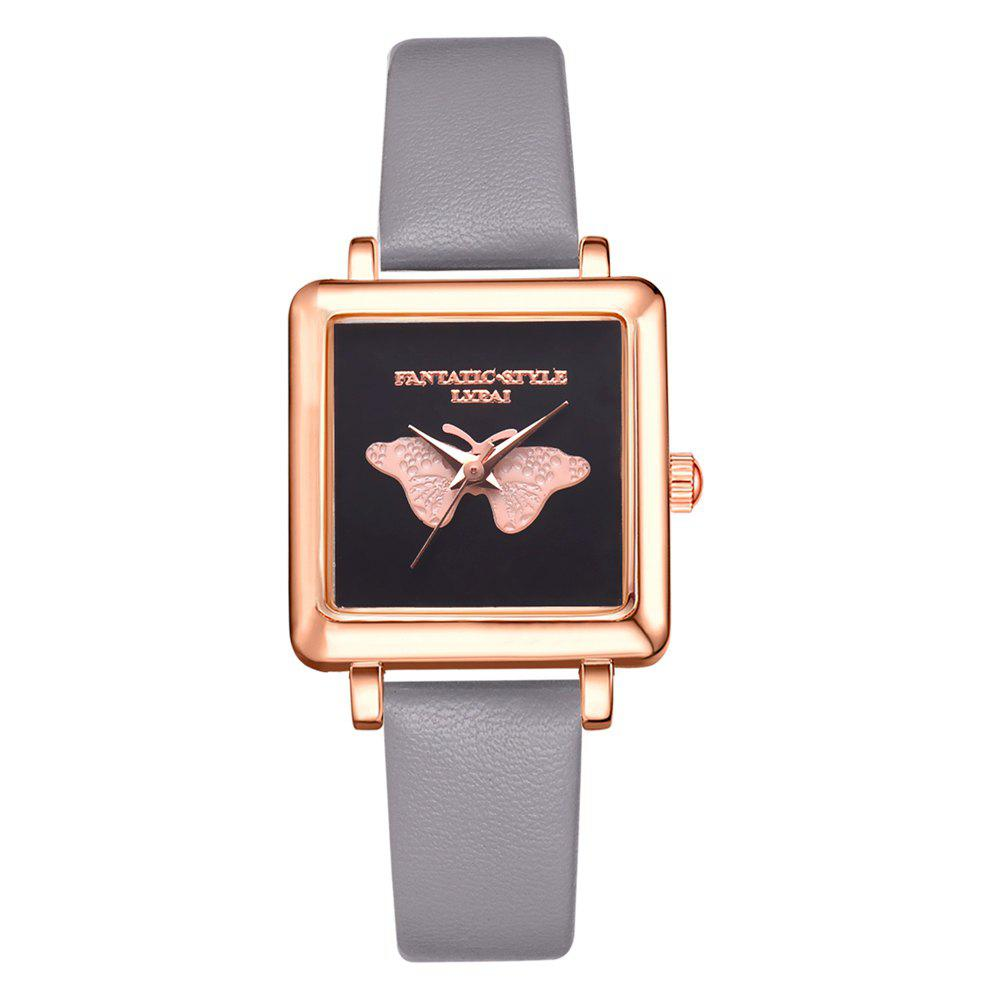 Outfits Lvpai P710 Exquisite and Noble Butterfly Watch Temperament Ladies Watch