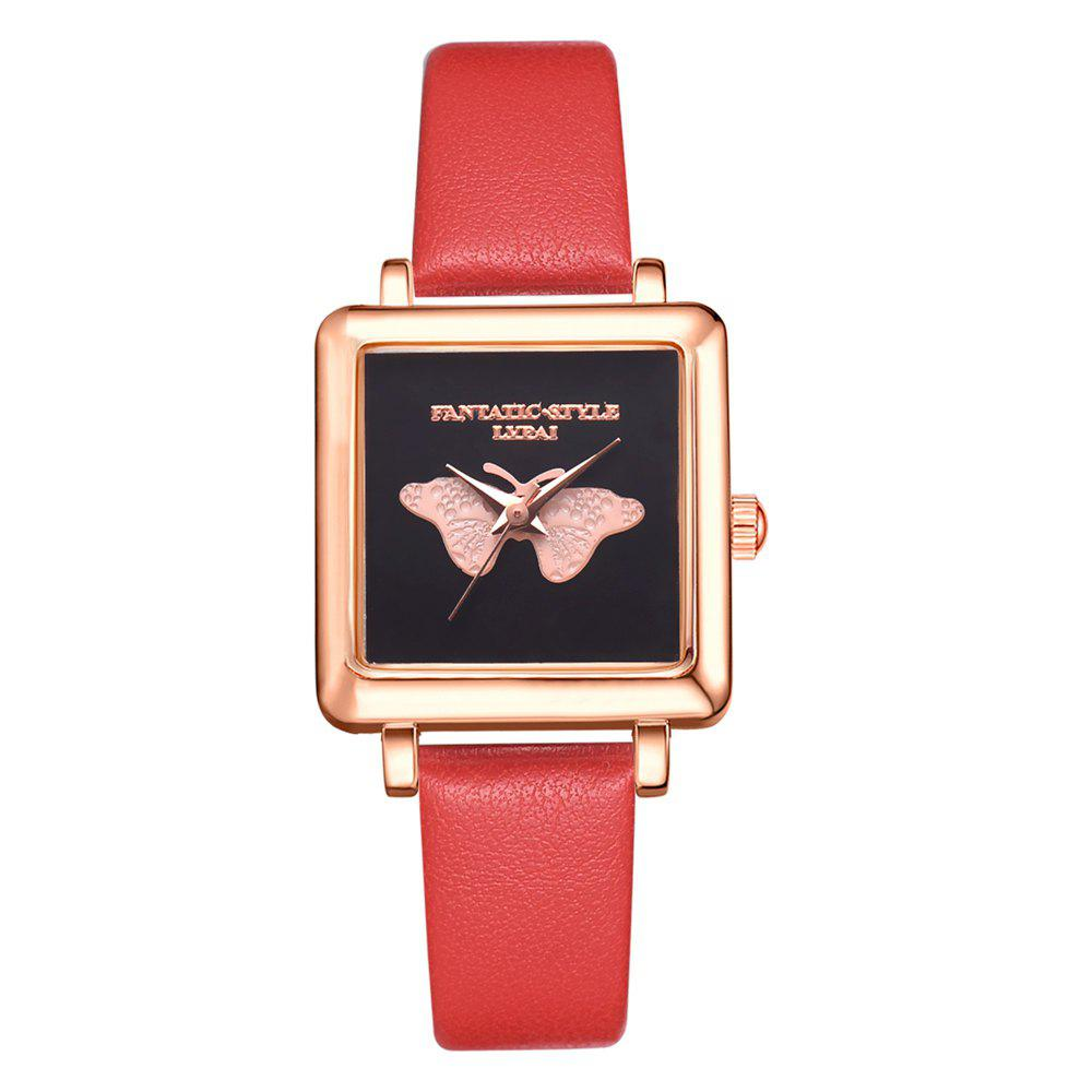 Outfit Lvpai P710 Exquisite and Noble Butterfly Watch Temperament Ladies Watch
