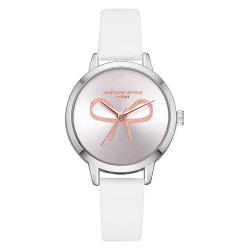 Lvpai P716 Casual Simple Bow Mirror Fashion Watch Casual Quartz Watch -