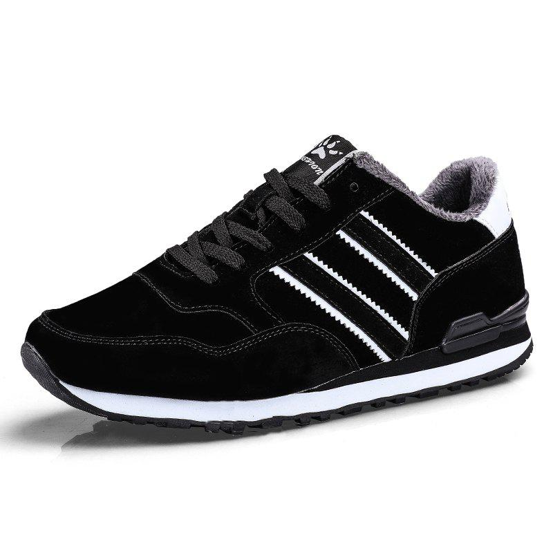 Latest Men Low-Top Soft Bottom Comfortable Breathable Sports Casual Running Shoes
