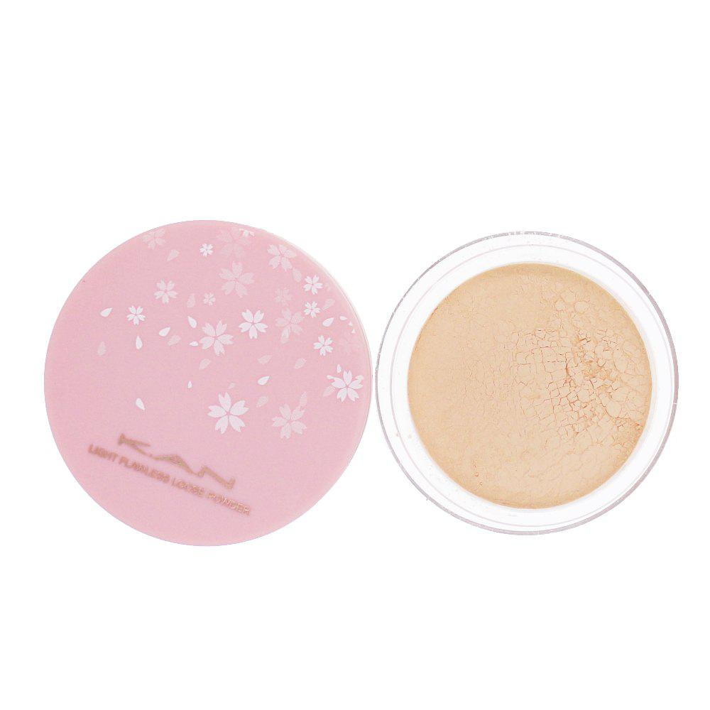 Outfit K.A.N Professional latest Light Loose Powder 02 natural skin
