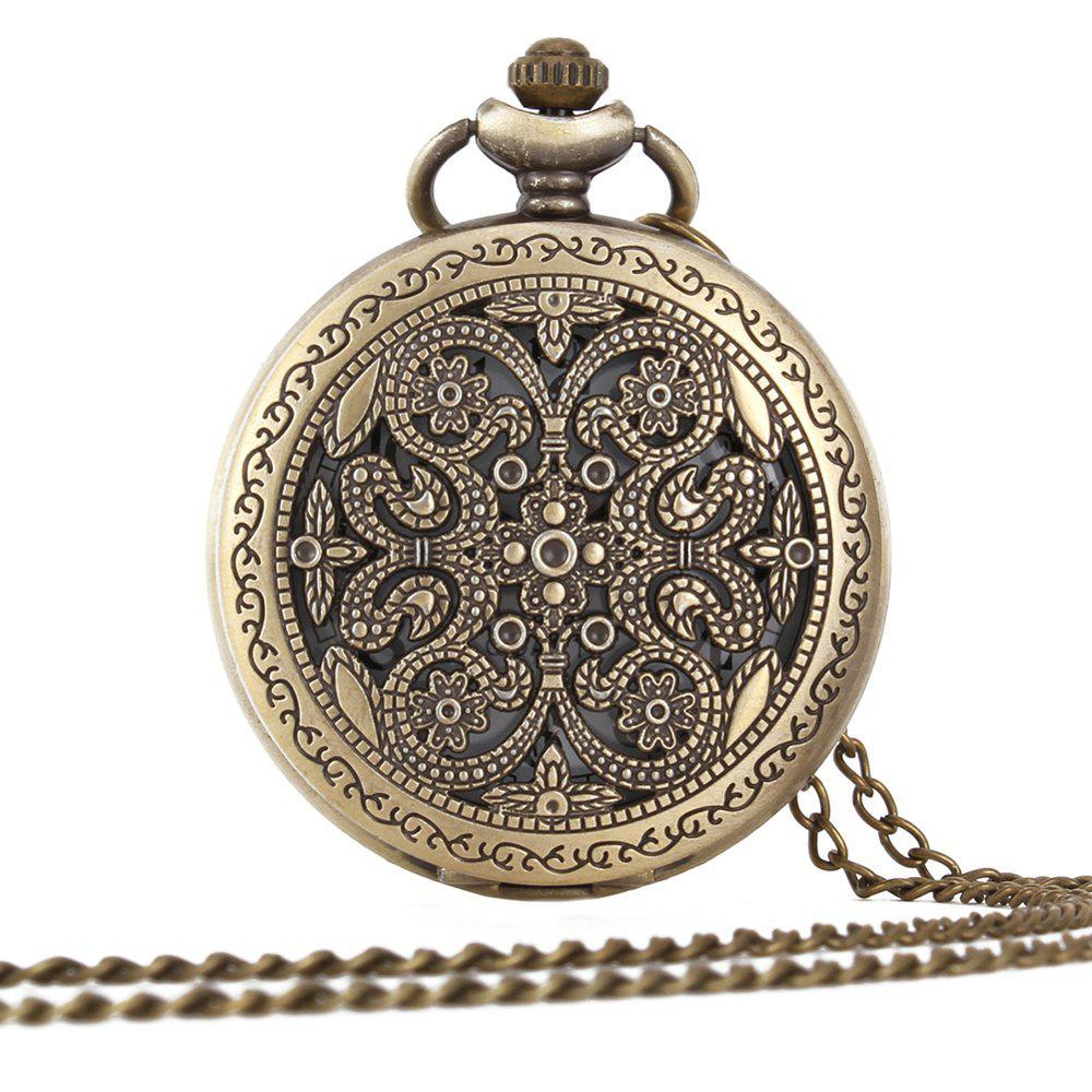 Latest A Turquoise Tan Pocket Watch