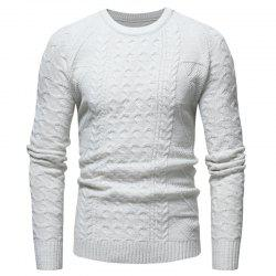 New  Classic Fashion Men's Leisure Fitness Sweater -