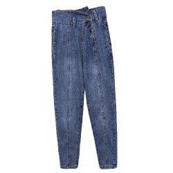 Women's Casual Loose jeans -
