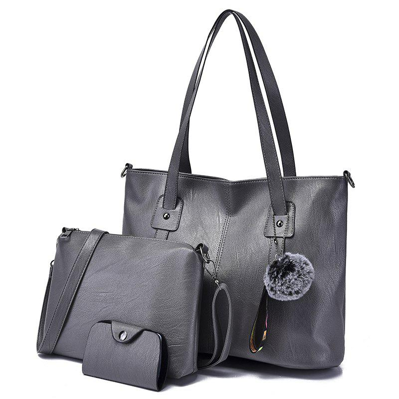 Fancy 3 Piece Set Up  Lady Bag Lady Handbag