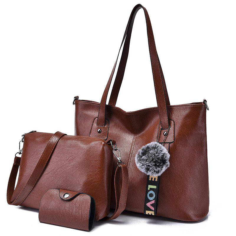 Buy 3 Piece Set Up  Lady Bag Lady Handbag