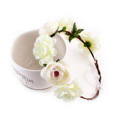 Fashion Bohemia Flower Hair Belt -