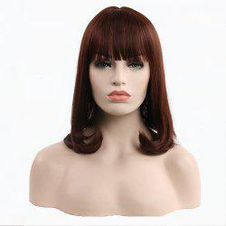 Fashionable Lady Qi Hailiu Short Hair Wig WIG-8986 -