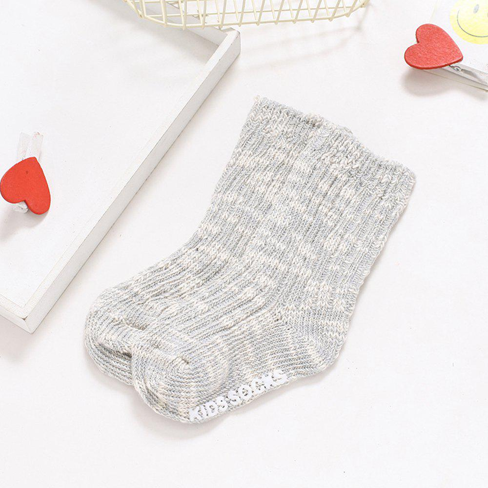 Trendy Baby Autumn and Winter Thickening Boys and Girls Wool Socks