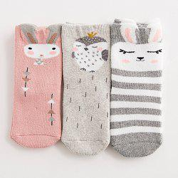Thick Cotton Cute Cartoon Baby Child Warm Socks -