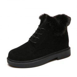 0196 Big Explosions Goods Foot Winter New Warm  Boots High To Help Outdoor -