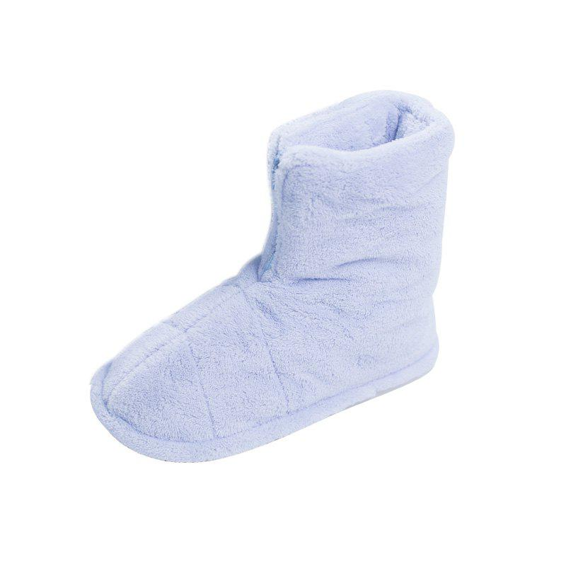 Shop Home Story Warm Cotton Boots At Home