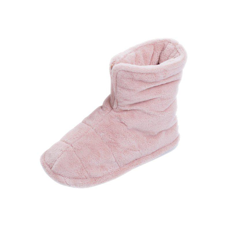 Best Home Story Warm Cotton Boots At Home