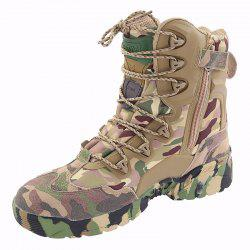 ESDY Outdoor Desert Spider Tactical Boots Outdoor Camouflage Hiking Shoes -