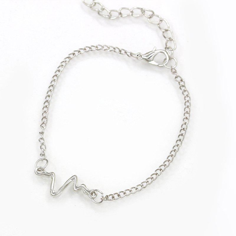 Bracelet de fréquence cardiaque Lightning Simple Fashion