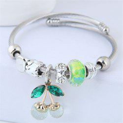 European Style Fashion Metal Cherry Bracelet Accessories -