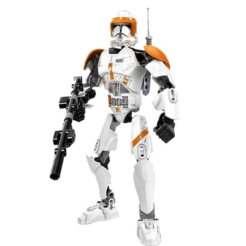 Store Army Commander Building Block Model Toy
