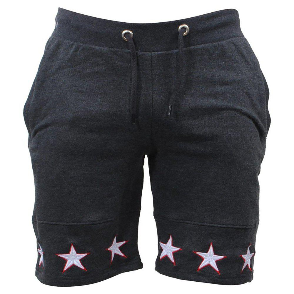Hot Mens Shorts Gyms Fitness Bodybuilding Workout Sporting Pants Sweatpants Sport
