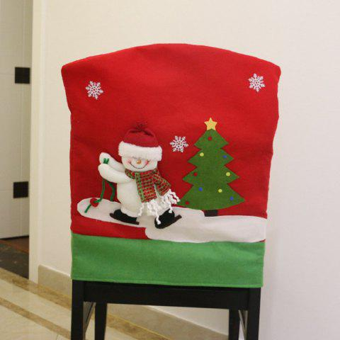 Christmas Table Chair Cover D001