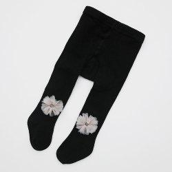 Baby Cute Cotton Small Flower Girl Pantyhose -