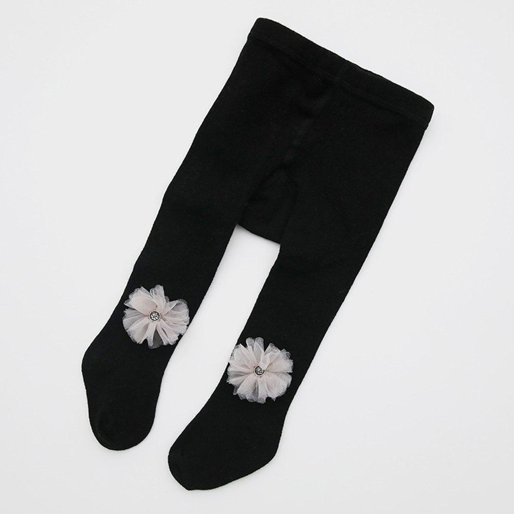 Latest Baby Cute Cotton Small Flower Girl Pantyhose