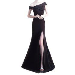 Evening Party Dress Banquet Dress Long Dress Slim Dress -