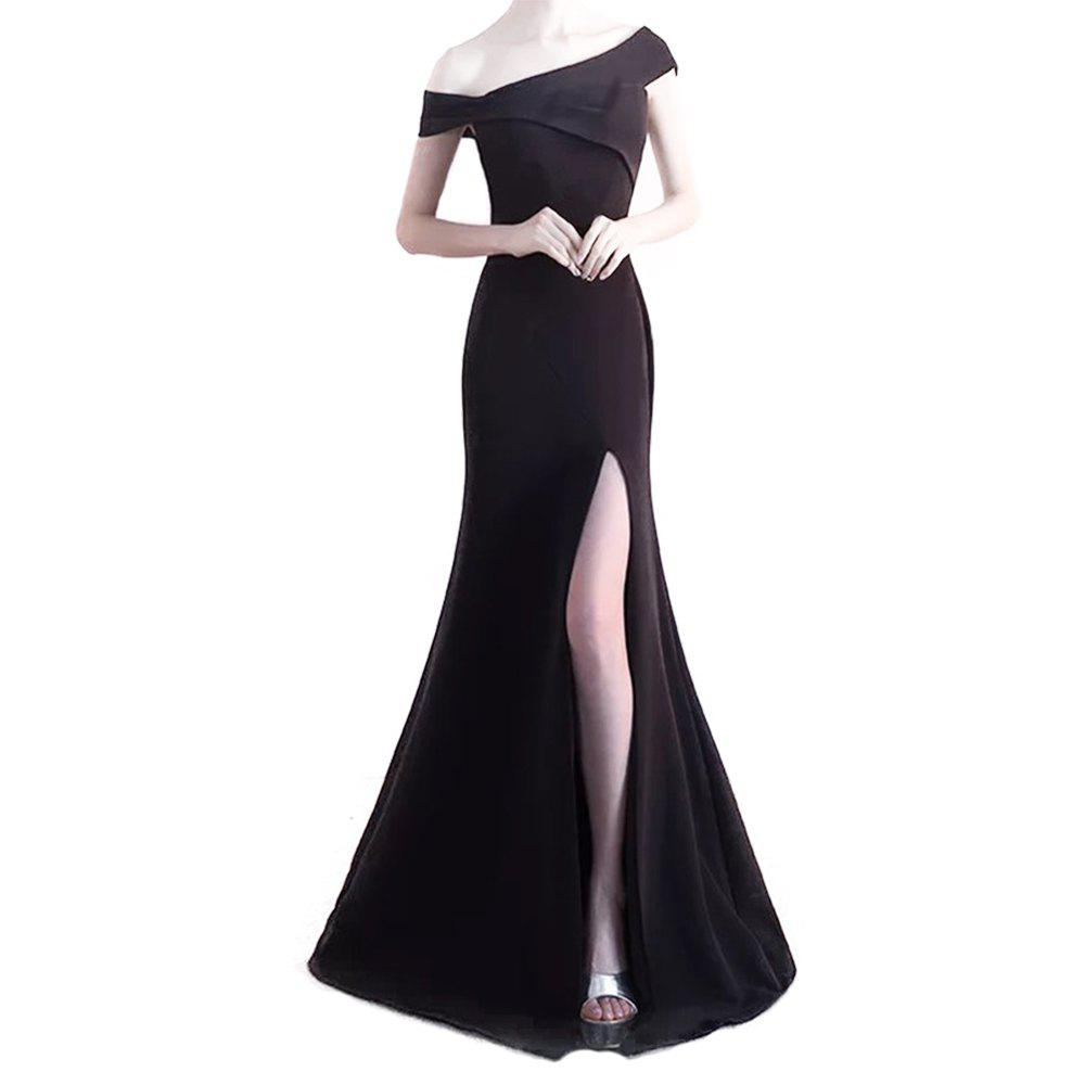 Fancy Evening Party Dress Banquet Dress Long Dress Slim Dress