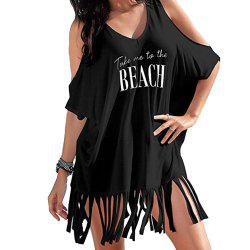 Tassel Printing Beach Group -