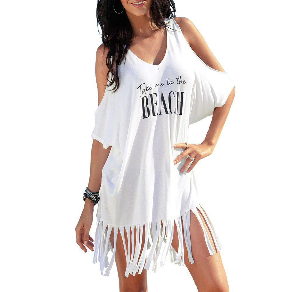Tassel Printing Beach Group
