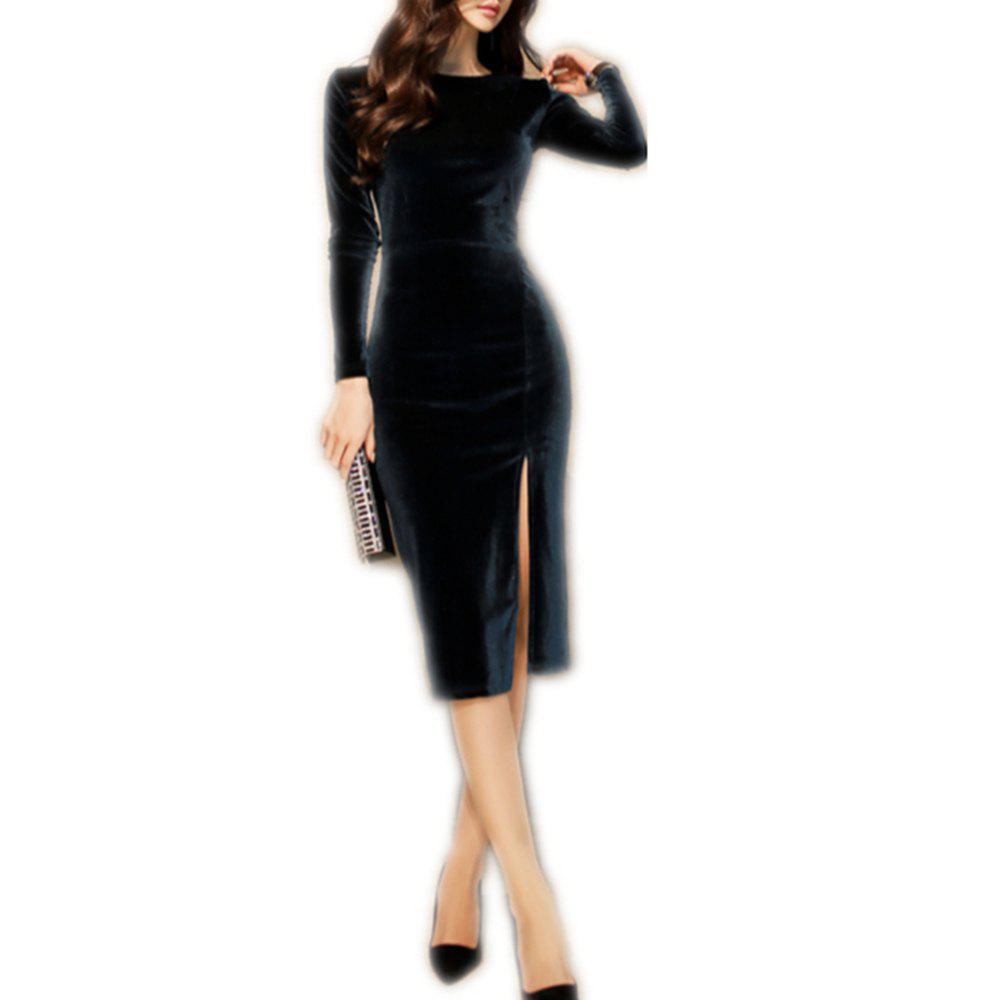 Online Evening Dress Package Hip Dress Female