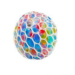 Kid's Decompression Toy Colored Grape Ball  Creative Toy -