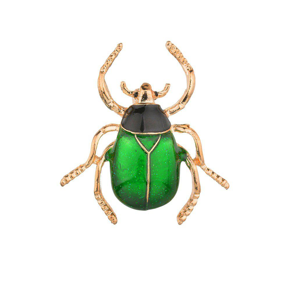 Store Fashion Creative Cute Insect Beetle Brooch