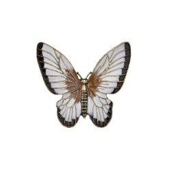 Fashion Cartoon Insect Butterfly Brooch -