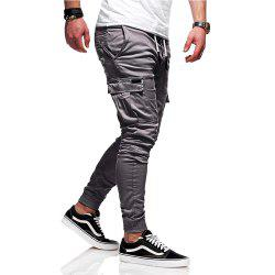 New Pattern  Fashion Classic Pocket  Tether Slack Pants Trousers Sports Pants -