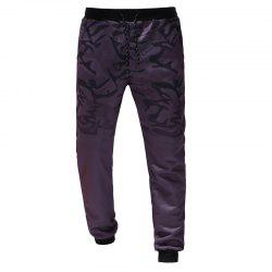 New Fashion Camouflage Design Men's Leisure Sports Trousers -