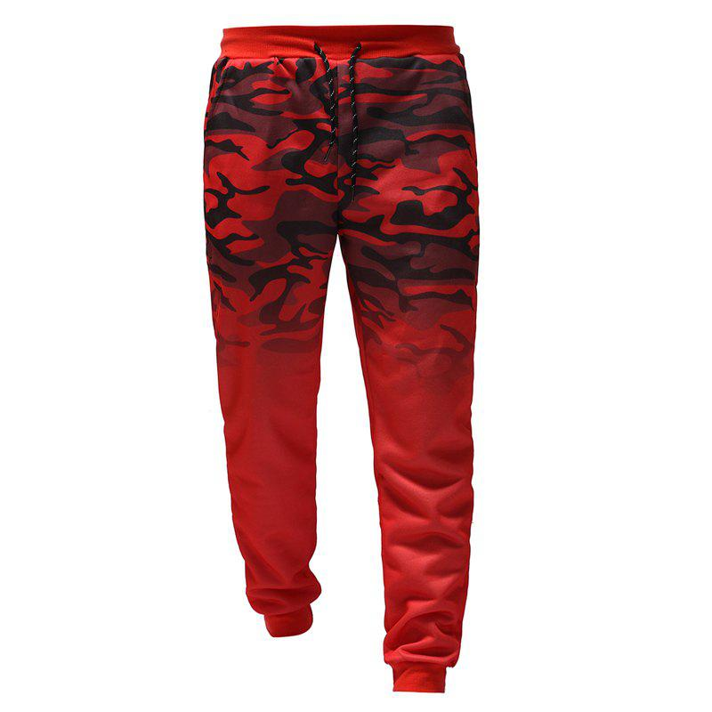 Affordable New Fashion Camouflage Design Men's Leisure Sports Trousers