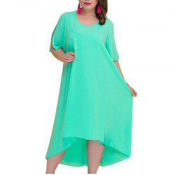 Plus Size Summer Dresses Women Long Dress Big Size -