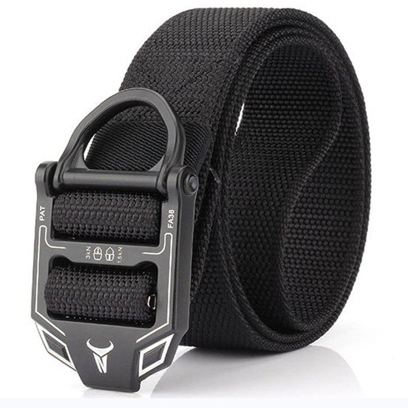 Chic The New Nylon Belted Beaded Cobra Tactical Belt Multi-functional Belt