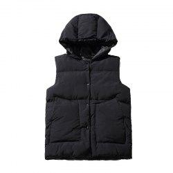 Down Jacket Vest Jacket Vest Men's Vest Cotton Clothing -