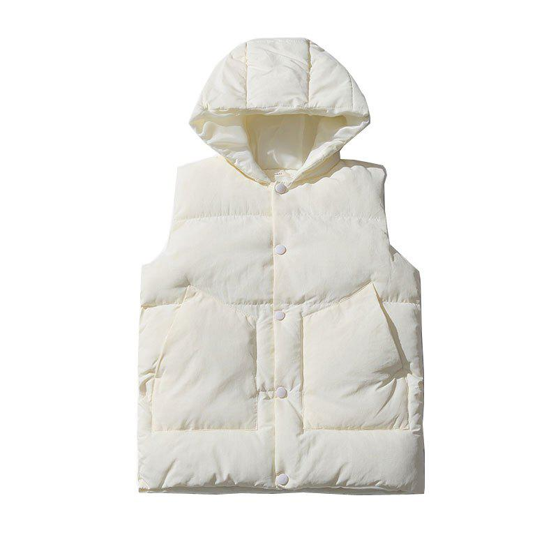 Latest Down Jacket Vest Jacket Vest Men's Vest Cotton Clothing