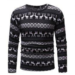 Autumn New Long-Sleeved Men's T-Shirt -