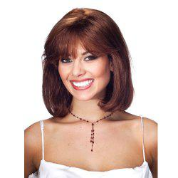 Stylish Ladies with Short Curly Hair WIG-200 -