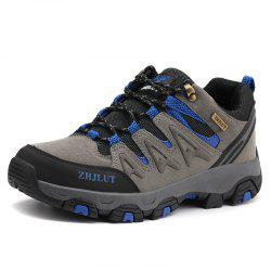 Men Wear-Resistant Non-Slip Breathable Leisure Outdoor Sports Hiking Shoes -