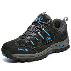 Men Leisure Outdoor Sports Breathable Wear Non-Slip Hiking Shoes -