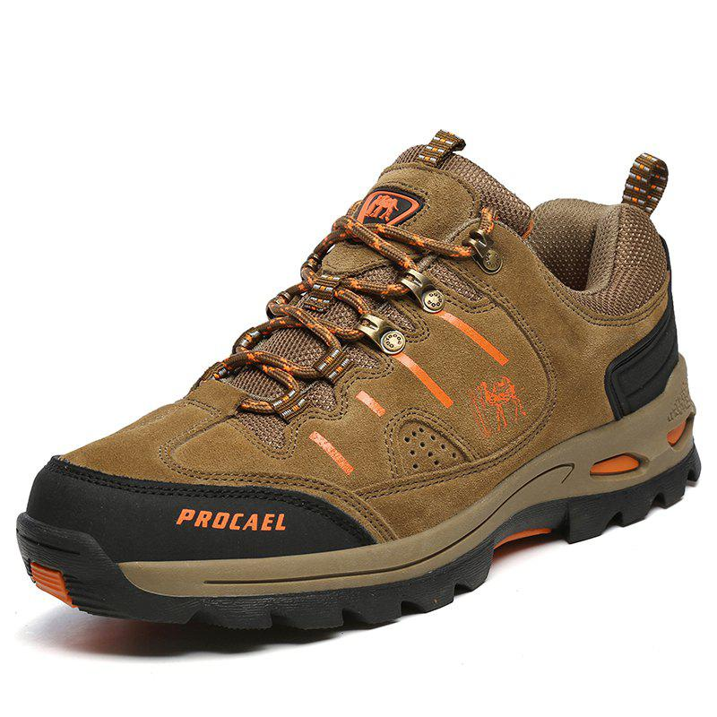 Outfit Men Leisure Outdoor Sports Breathable Wear Non-Slip Hiking Shoes