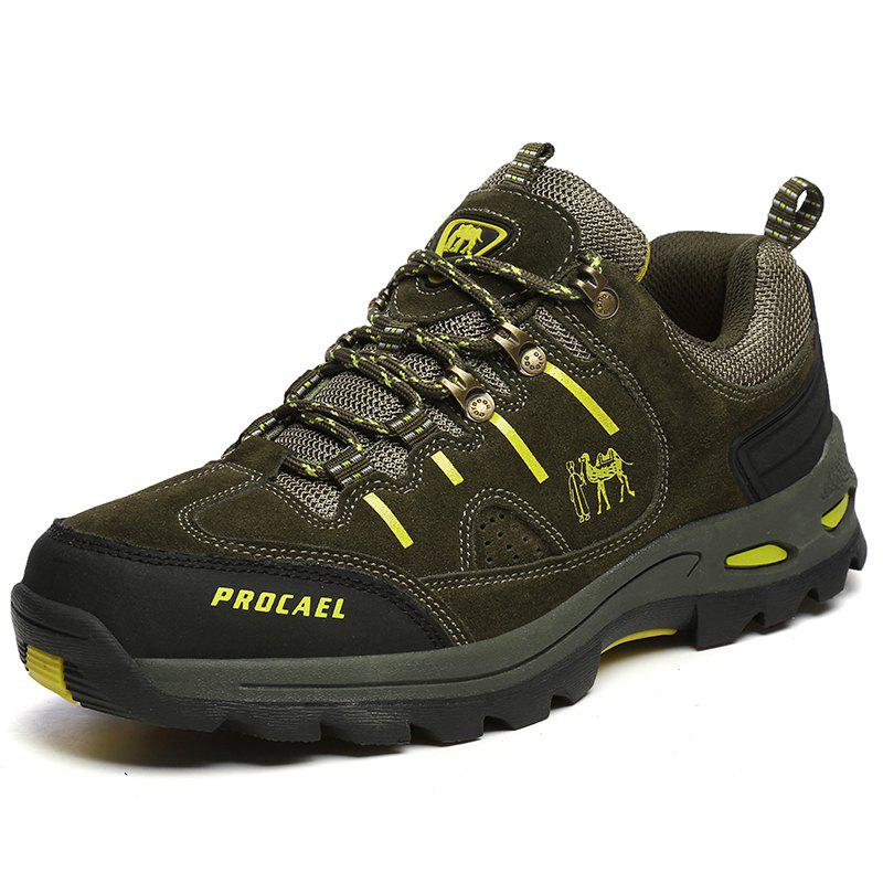 Store Men Leisure Outdoor Sports Breathable Wear Non-Slip Hiking Shoes