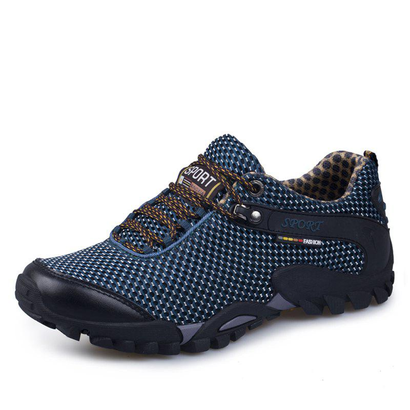 Online Casual Outdoor Hiking Shoes Breathable Mesh Shoes